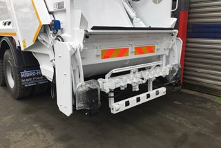 Container Lifting Device for rear loaders (RCV)